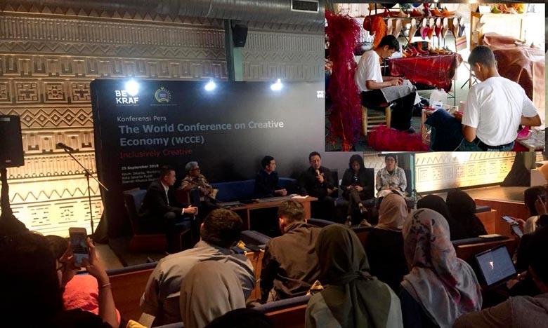 L'Indonésie abrite la Conférence mondiale sur l'Économie créative