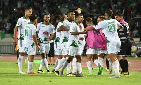 Le match Raja-OC Safi reporté à une date ultérieure