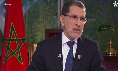 El Othmani : Ce gouvernement ira jusqu'au bout de son mandat