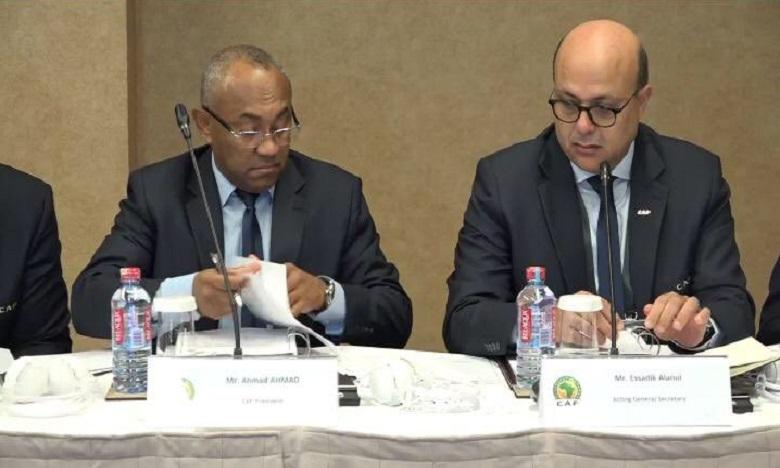 La CAF retire l'organisation de la CAN au Cameroun et ouvre la porte aux candidatures