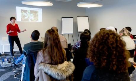 «SafirLab»  : Des lauréats marocains  reçus au Quai d'Orsay
