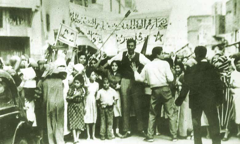 Le 18 novembre marque l'une des expressions du lien sacré entre le Trône et le peuple marocain