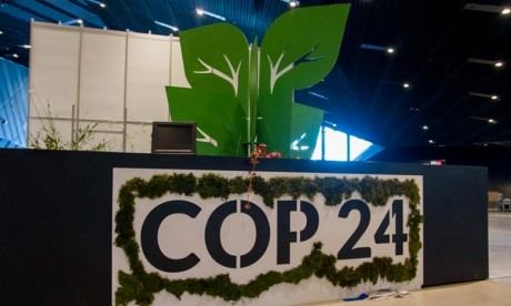 La COP24 pour la mise en application de l'accord de Paris