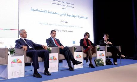 Le Chef du gouvernement plaide pour la réforme de la gouvernance du système de protection sociale