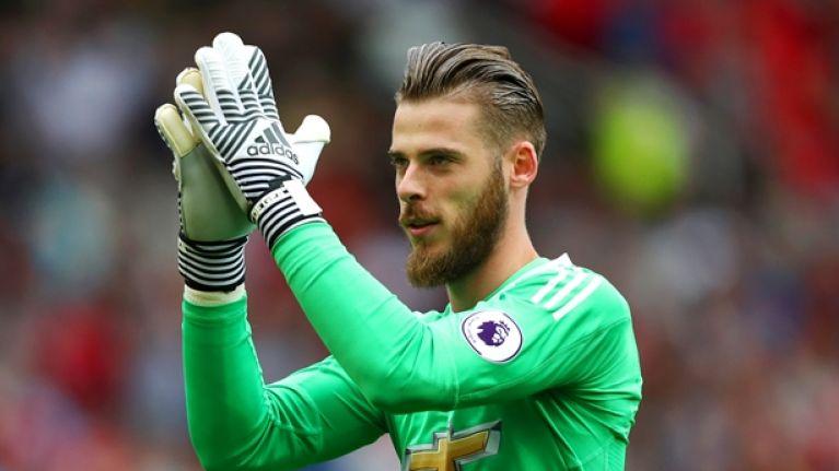 Manchester United veut prolonger d'un an le contrat de son gardien David de Gea