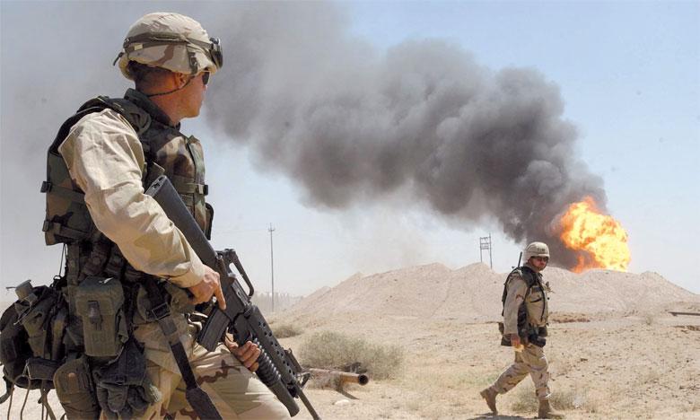 Les finances du pays ont été grevées ces dernières années par l'effort de guerre contre le groupe terroriste autoproclamé «État islamique». Ph. DR