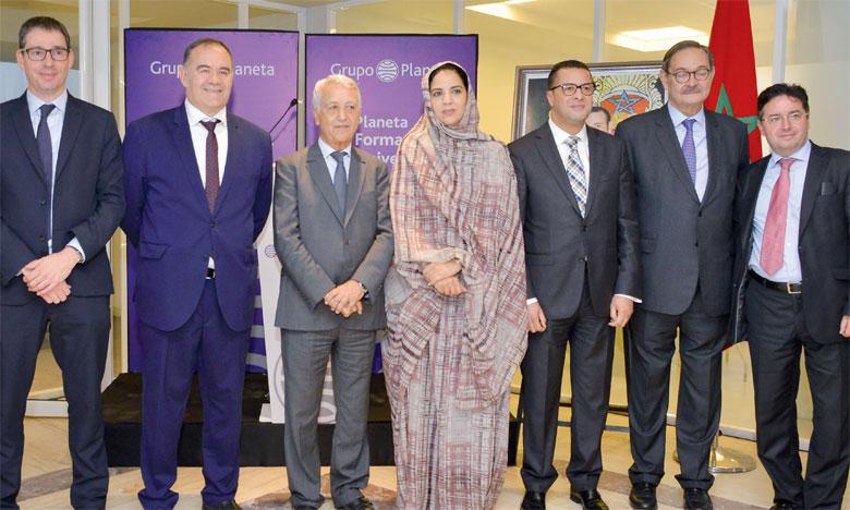 Planeta Formation & Universités s'installe  officiellement au Maroc