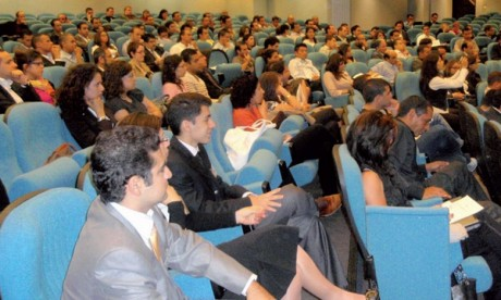 Premier Forum des clubs d'étudiants de l'Université Hassan II