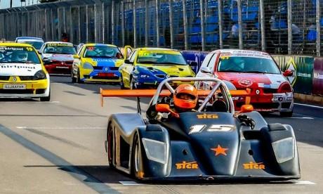 La finale de la Coupe du Trône se disputera en deux jours vise à rapprocher cette discipline sportive des habitants de la ville de Laâyoune et à découvrir de nouveaux champions des sports automobile. Ph : DR