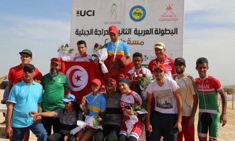 Le Maroc décroche la première marche du podium