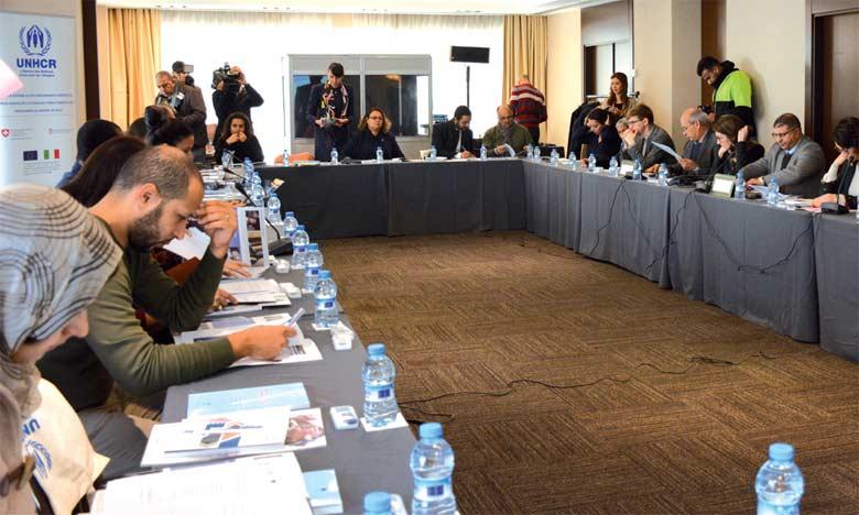 Débat à Casablanca sur la question migratoire et des réfugiés