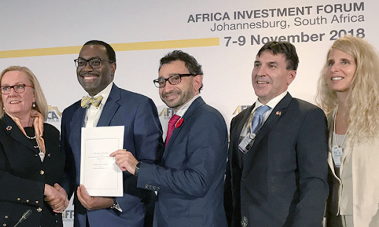 La Banque africaine de développement  et le Canada signent un partenariat