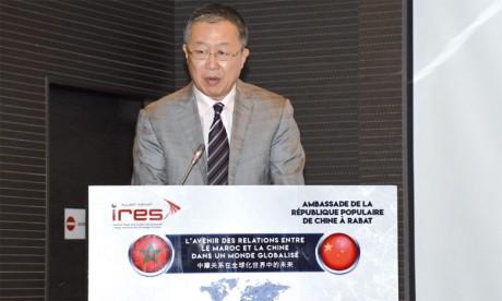 Rabat et Pékin scrutent de nouveaux horizons  de partenariat