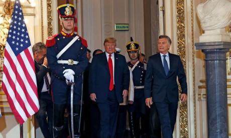 Le G20, un sommet sur fond de profondes divergences entre les États-Unis et la Russie