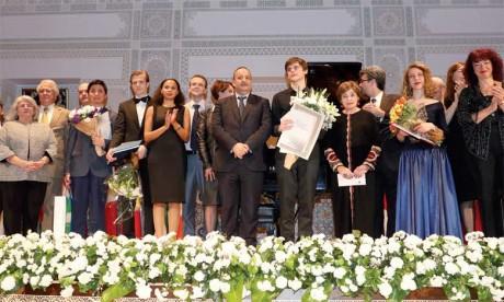 Le Roumain Macsim Jeffery remporte le Grand Prix