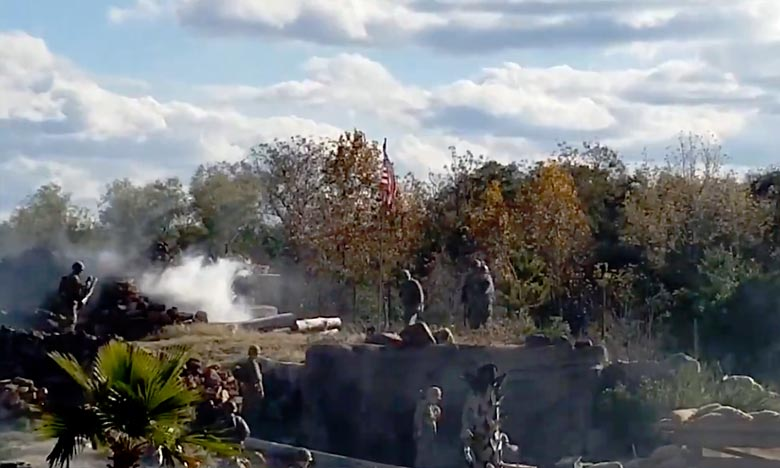 Un chasseurs de la Guerre 39-45 s'écrase au Texas