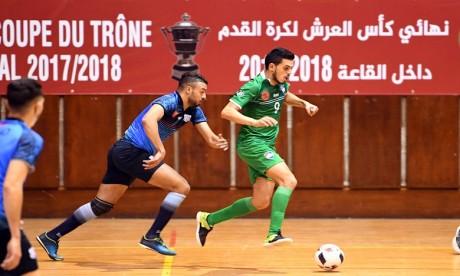 Le Fath Settat déroche la Coupe du Trône en futsal