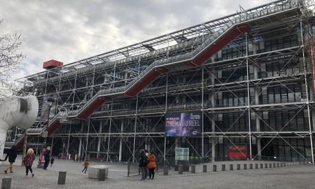 Le Centre Pompidou retire une exposition qui s'est avérée de propagande pro-polisario