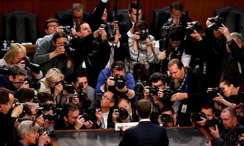 Le PDG de Facebook Mark Zuckerberg, actuellement en grande difficulté, a déclaré qu'il ne prévoyait pas de démissionner de son poste de président du Conseil d'administration. Ph : DR