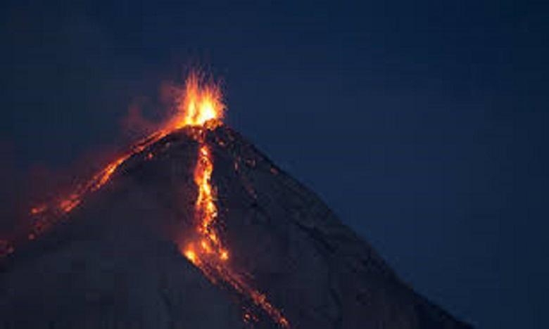 Guatemala: alerte rouge après une nouvelle éruption du Volcan de Fuego