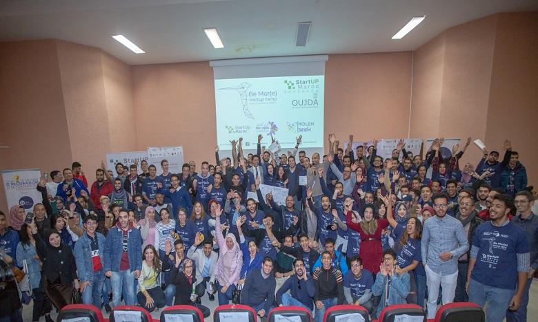 La compétition BeMor(e) Startup Camp dévoile ses lauréats