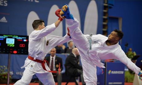 Championnats du monde de karaté: 2 médailles de bronze pour le Maroc