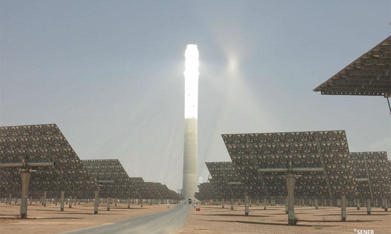 Tests de fiabilité réussis pour Noor Ouarzazate III