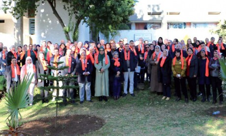 Le ministère de la Santé rend  hommage aux assistants sociaux