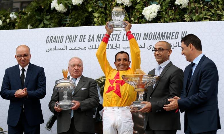 Az-Zubayr s'adjuge le titre du GP de S.M. le Roi du pur-sang anglais