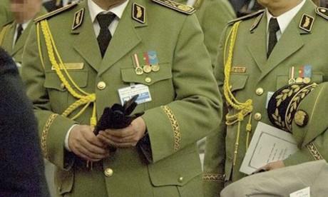 Remise en liberté de cinq généraux  accusés de malversations