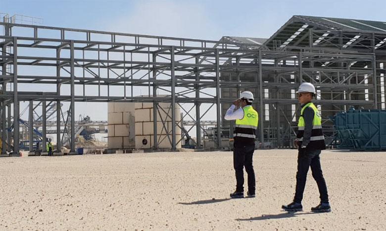 Les réserves de Phosboucraâ sont estimées à moins de 2% des réserves nationales de phosphate, avec une capacité de production totale de 3 millions de tonnes par an.