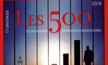 La liste des 500 plus grandes entreprises marocaines dévoilée