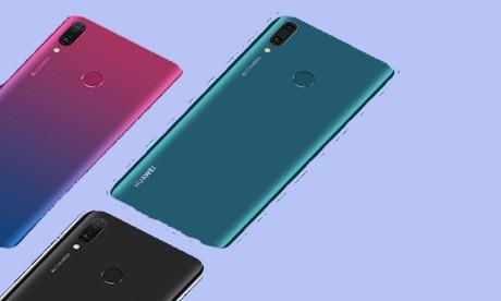 Le Huawei Y9 fait son entrée sur le marché