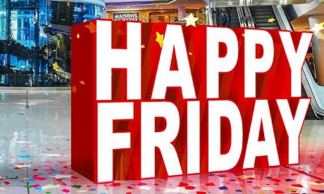 Morocco Mall lance son Happy Friday