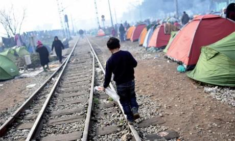L'OIM, le HCR et l'Unicef appellent à  la protection des enfants migrants et réfugiés