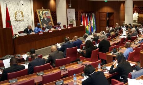 L'Appel de Rabat recommande la promotion d'une approche partagée et concertée  en matière de gestion des flux migratoires