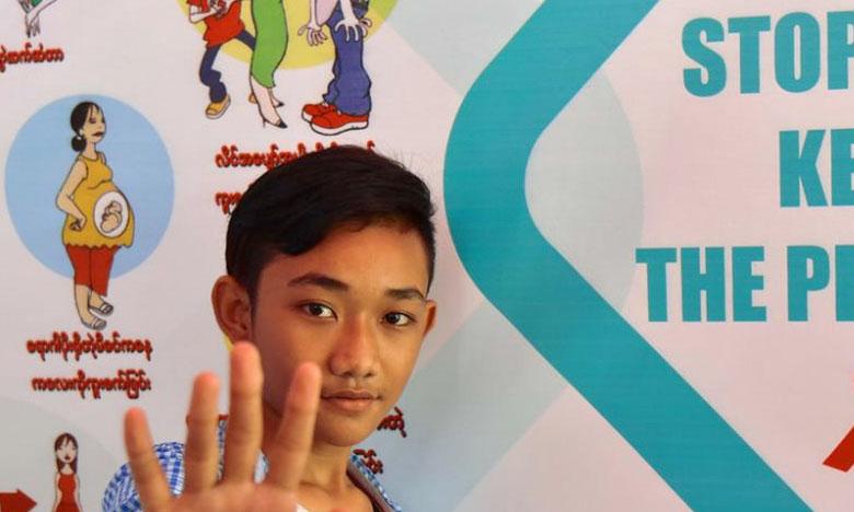 Unicef: Quelque 360.000 adolescents mourront à cause du sida entre 2018 et 2030