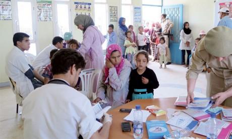 Les résultats de l'enquête nationale sur la population et la santé de la famille dévoilés