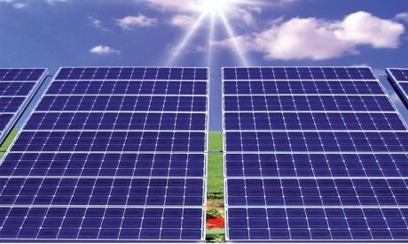 Un méga-projet de 400MW  pour les investisseurs privés