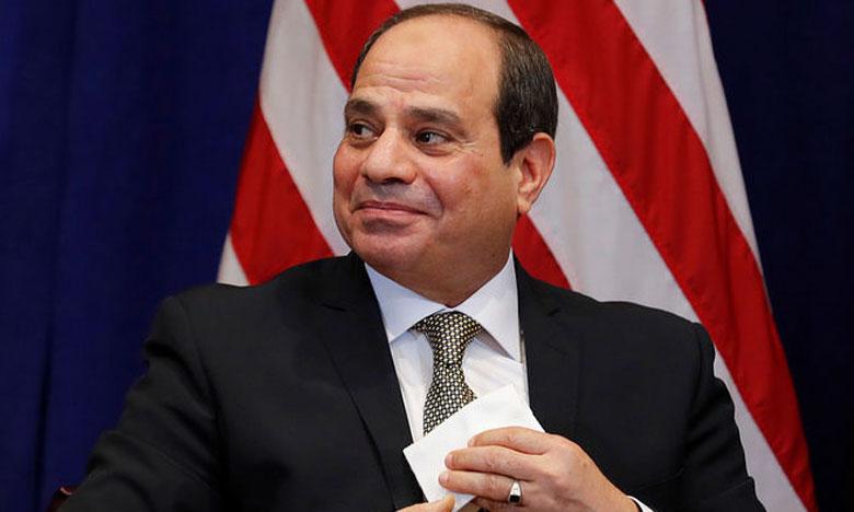 Au pouvoir depuis 2014, Abdel Fattah Al-Sissi a considérablement renforcé les liens entre Le Caire et les pays du Golfe.