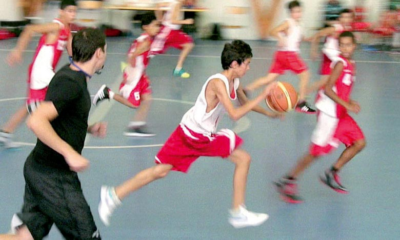 Quelque 8.700 personnes pratiquent actuellement ce sport au lieu de 3.500 quatre ans plus tôt, ce qui reflète l'engouement de plus en plus important des jeunes pour le basket-ball dans le Royaume. Ph : DR
