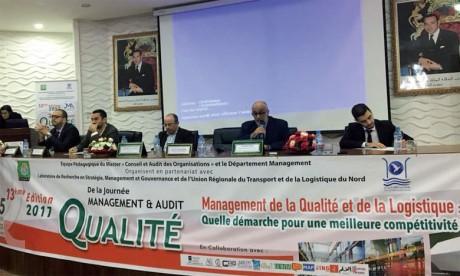 Le management et l'audit qualité en débat à l'ENCG