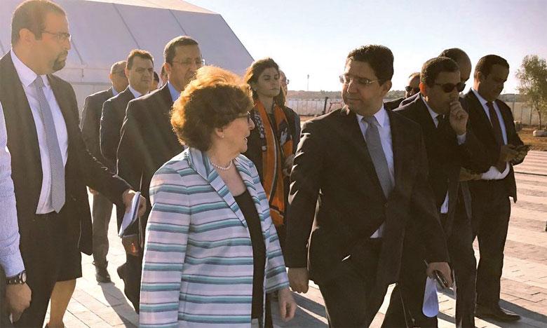 Marrakech se prépare à accueillir la Conférence des Nations unies pour l'adoption formelle du Pacte mondial pour des migrations sûres, ordonnées et régulières