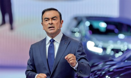 Soupçonné d'avoir dissimulé des revenus au fisc, Carlos Ghosn arrêté à Tokyo