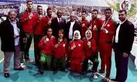 Kick-boxing : Les athlètes marocains s'adjugent 10 médailles à Alger