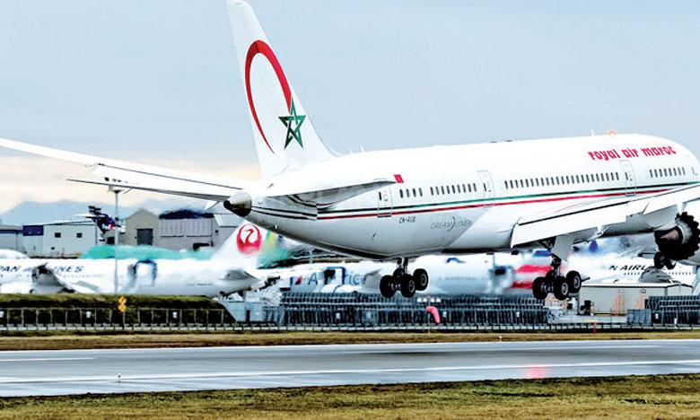 Le trafic aéroportuaire gagne en altitude