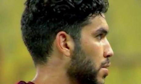 Walid Azaro suspendu pour deux matchs
