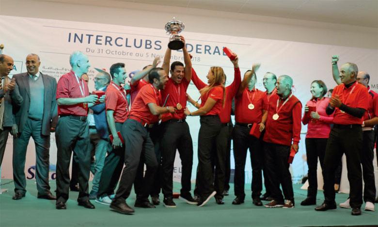 Le Royal Golf Dar Es-Salam s'adjuge la 3e édition