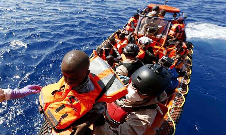 Emigration clandestine : tentative avortée à Tanger