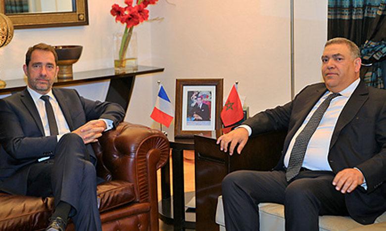 Les ministres de l'Intérieur des deux pays veulent renforcer la coopération dans le domaine sécuritaire et de la migration